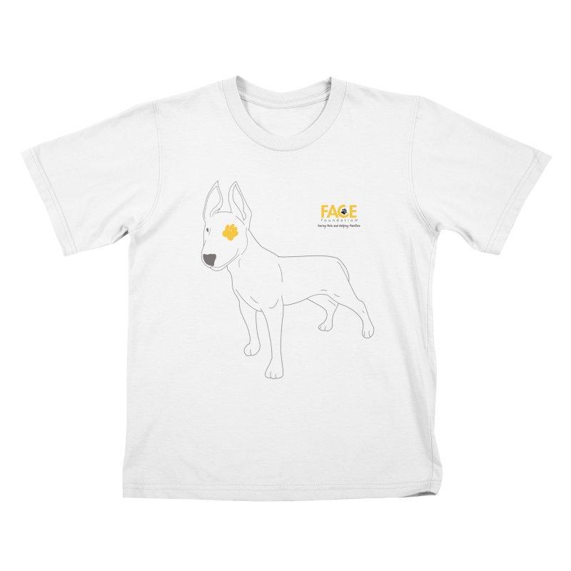 Aldo Kids T-Shirt by FACE Foundation's Shop