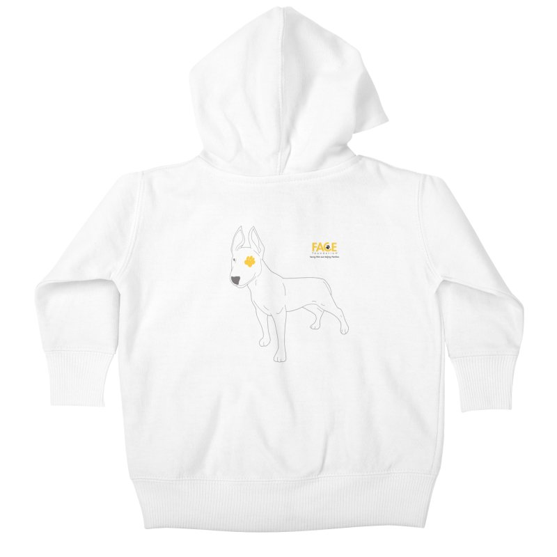 Aldo Kids Baby Zip-Up Hoody by FACE Foundation's Shop