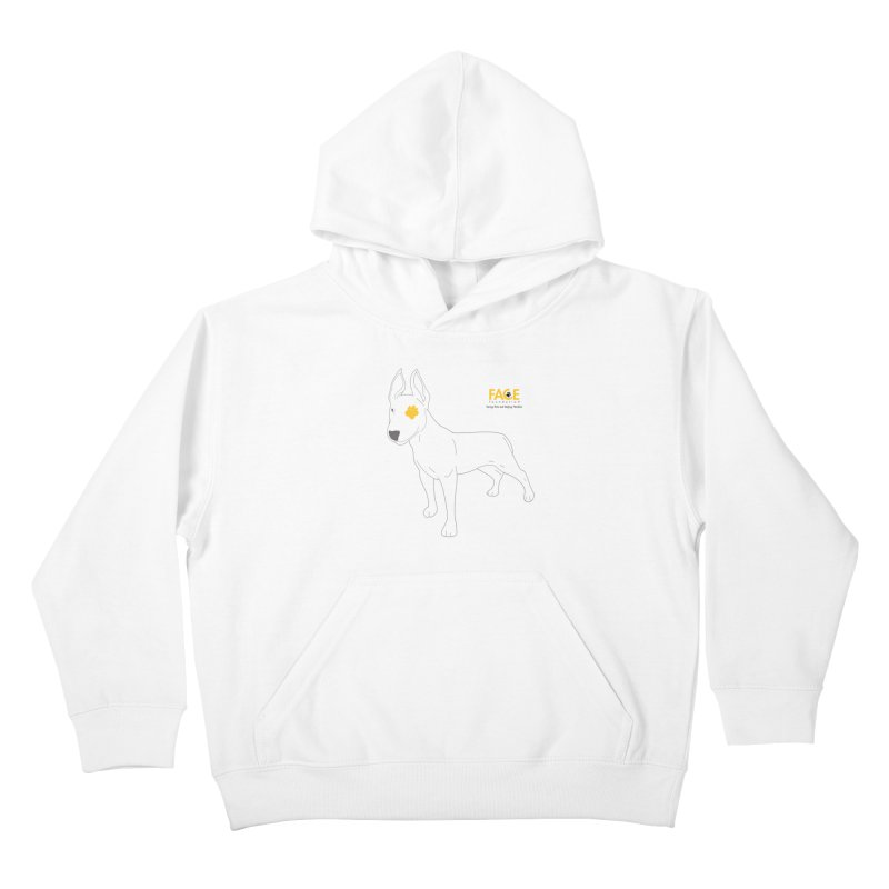 Aldo Kids Pullover Hoody by FACE Foundation's Shop