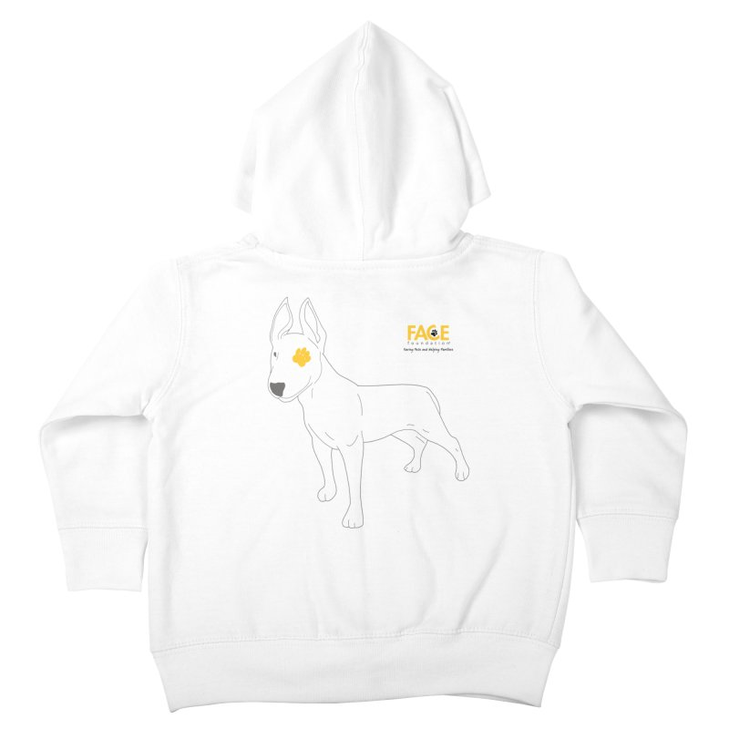 Aldo Kids Toddler Zip-Up Hoody by FACE Foundation's Shop
