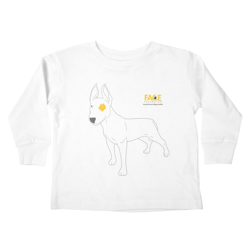 Aldo Kids Toddler Longsleeve T-Shirt by FACE Foundation's Shop