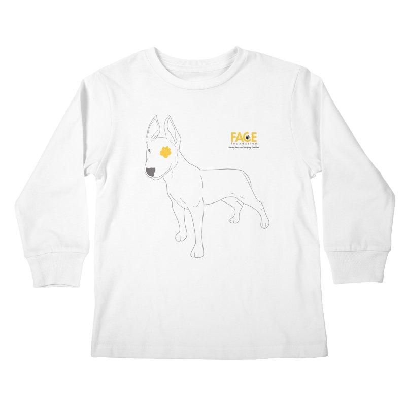 Aldo Kids Longsleeve T-Shirt by FACE Foundation's Shop