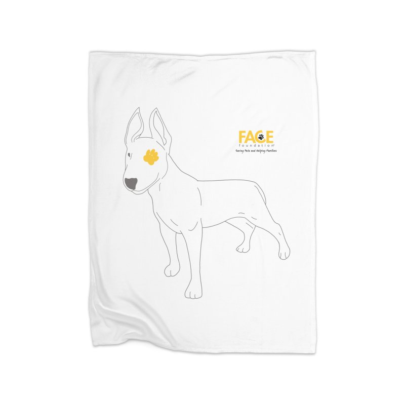 Aldo Home Fleece Blanket Blanket by FACE Foundation's Shop