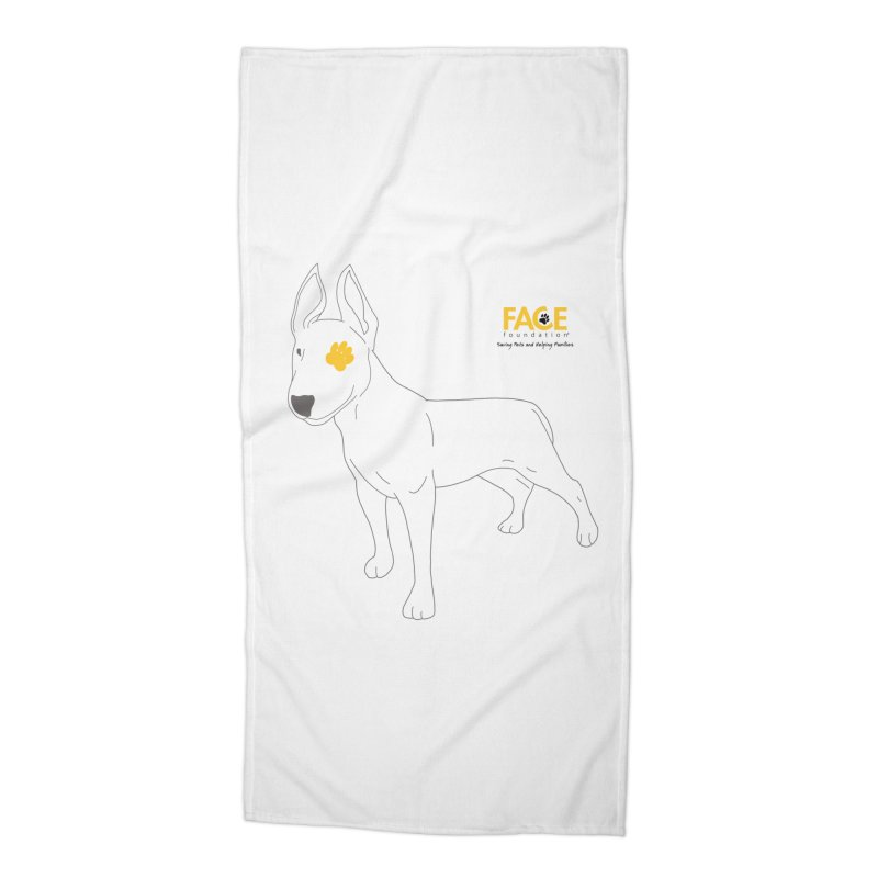 Aldo Accessories Beach Towel by FACE Foundation's Shop