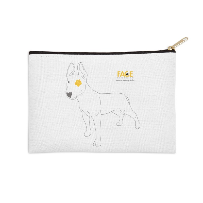 Aldo Accessories Zip Pouch by FACE Foundation's Shop