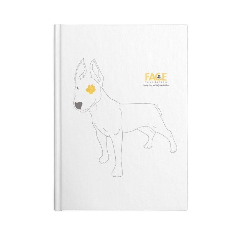 Aldo Accessories Blank Journal Notebook by FACE Foundation's Shop