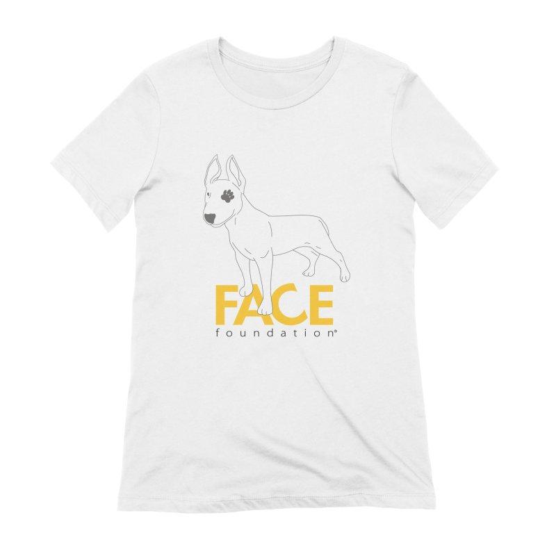 Aldo 2 Women's Extra Soft T-Shirt by FACE Foundation's Shop