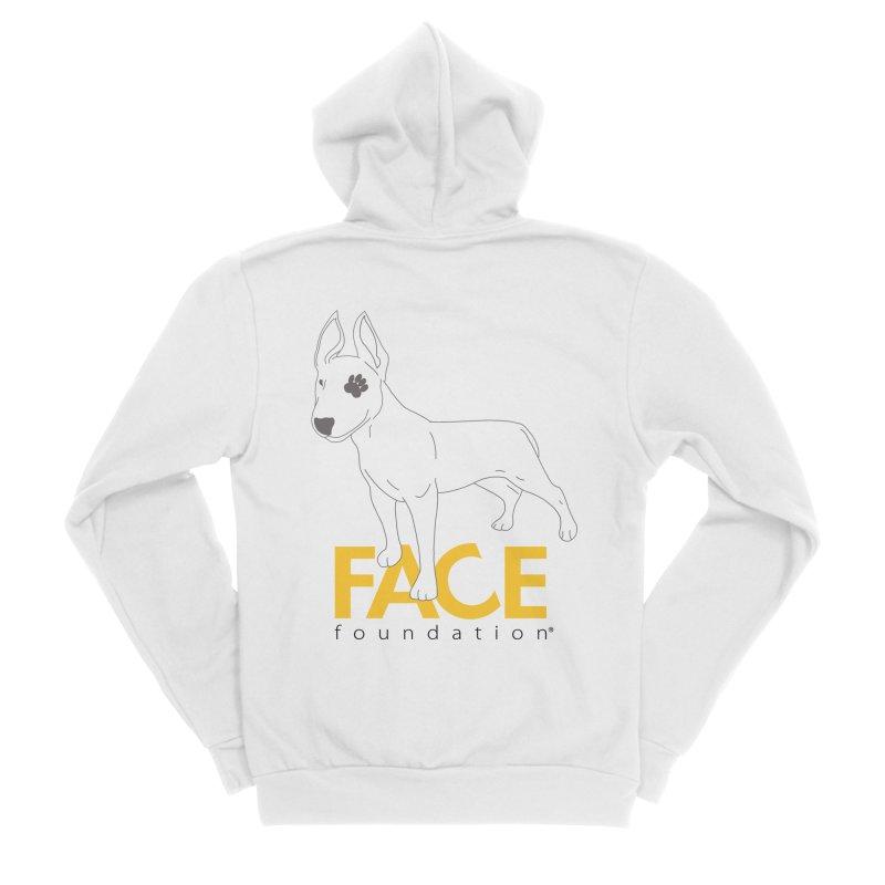 Aldo 2 Women's Sponge Fleece Zip-Up Hoody by FACE Foundation's Shop