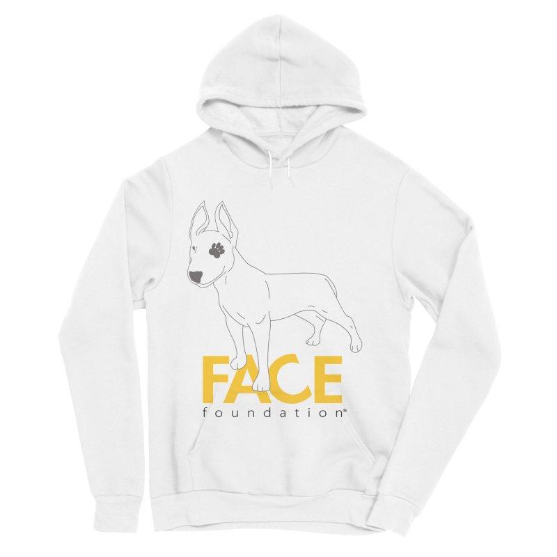 Aldo 2 Men's Sponge Fleece Pullover Hoody by FACE Foundation's Shop