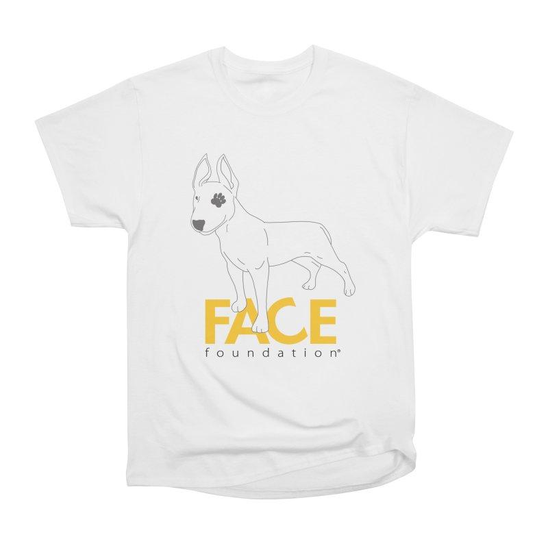 Aldo 2 Men's Heavyweight T-Shirt by FACE Foundation's Shop