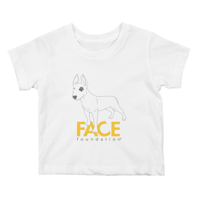 Aldo 2 Kids Baby T-Shirt by FACE Foundation's Shop