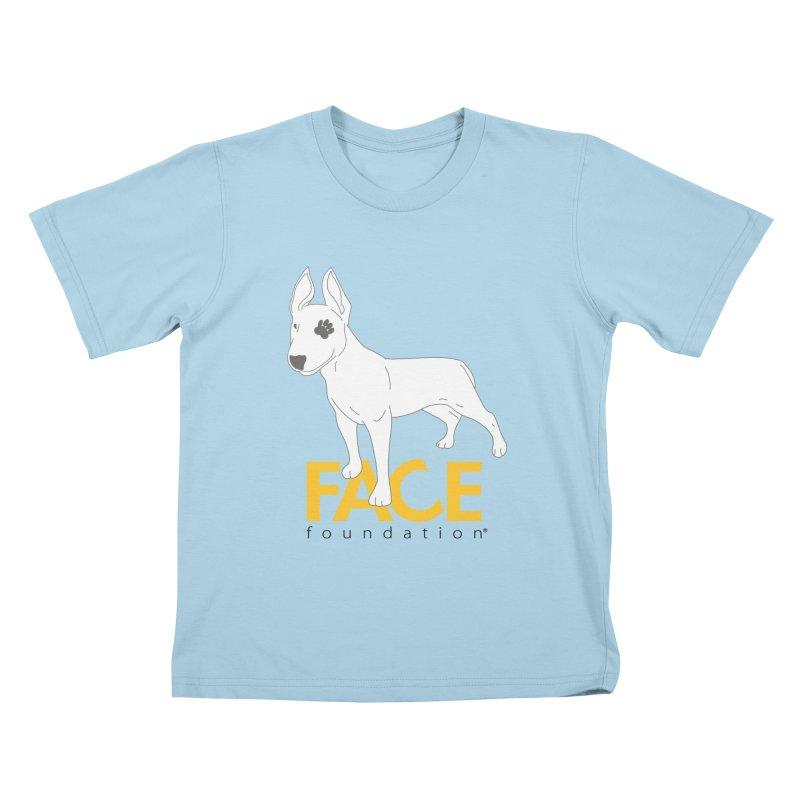 Aldo 2 Kids T-Shirt by FACE Foundation's Shop