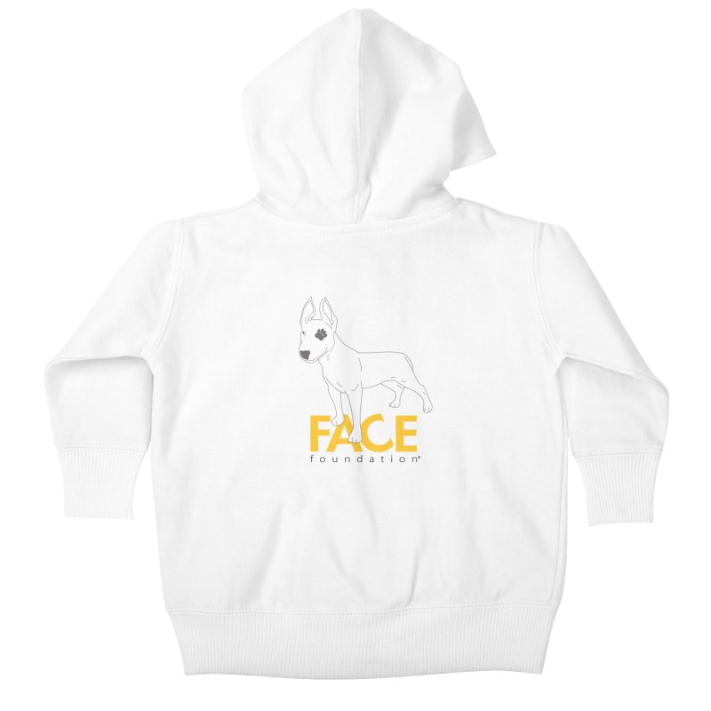 Aldo 2 Kids Baby Zip-Up Hoody by FACE Foundation's Shop