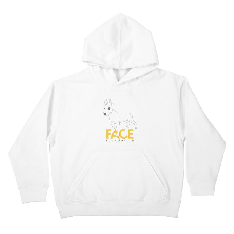 Aldo 2 Kids Pullover Hoody by FACE Foundation's Shop