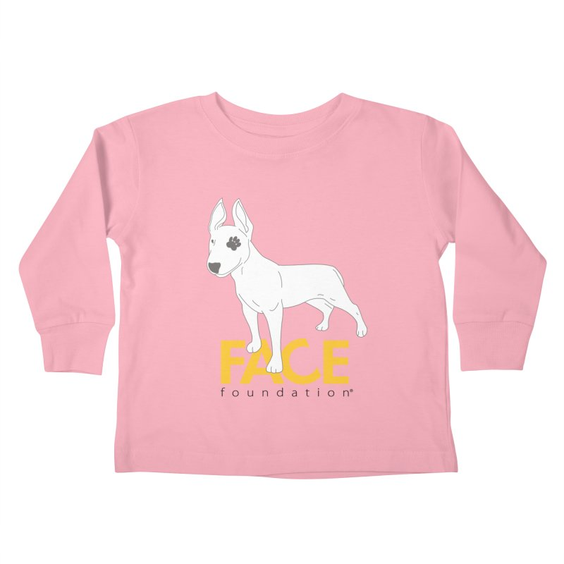 Aldo 2 Kids Toddler Longsleeve T-Shirt by FACE Foundation's Shop