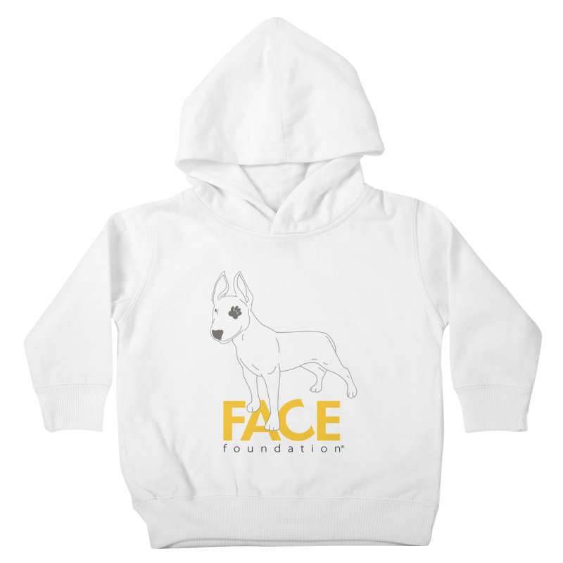 Aldo 2 Kids Toddler Pullover Hoody by FACE Foundation's Shop