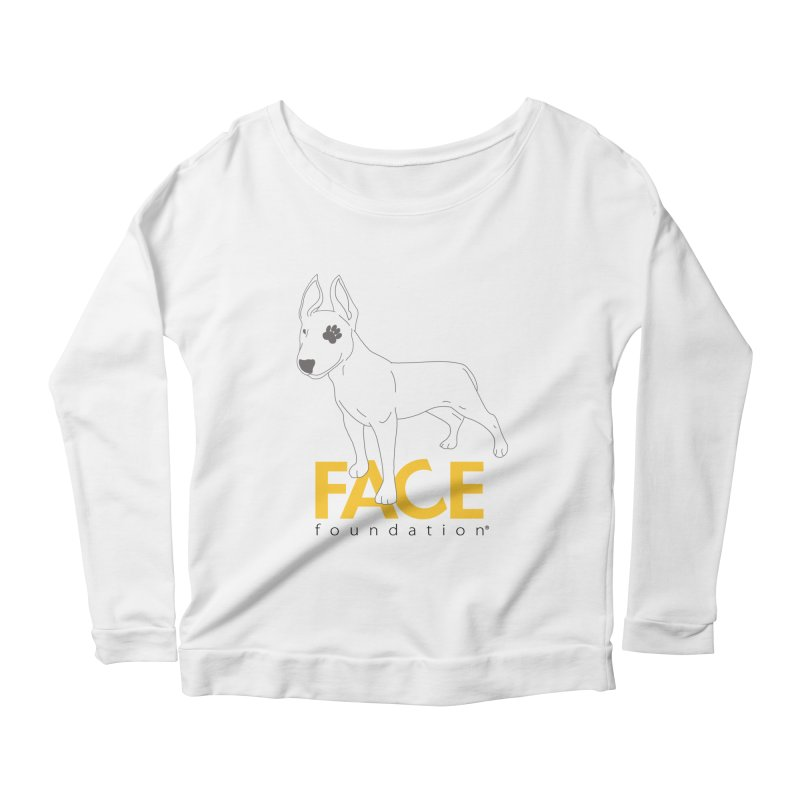Aldo 2 Women's Scoop Neck Longsleeve T-Shirt by FACE Foundation's Shop