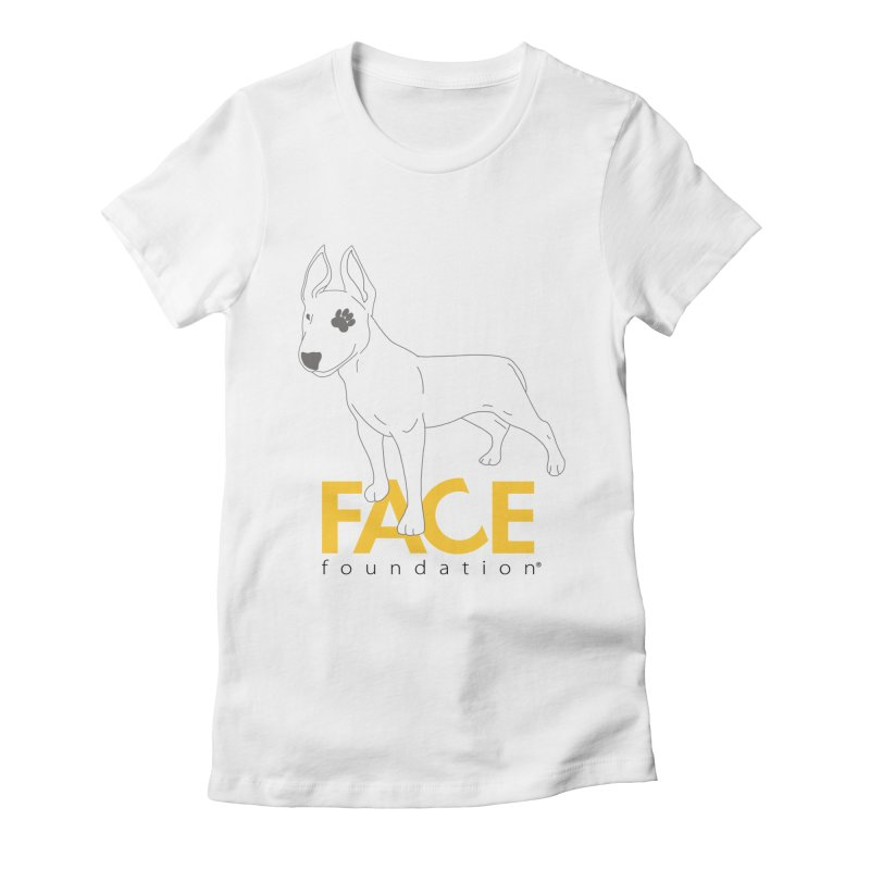 Aldo 2 Women's Fitted T-Shirt by FACE Foundation's Shop