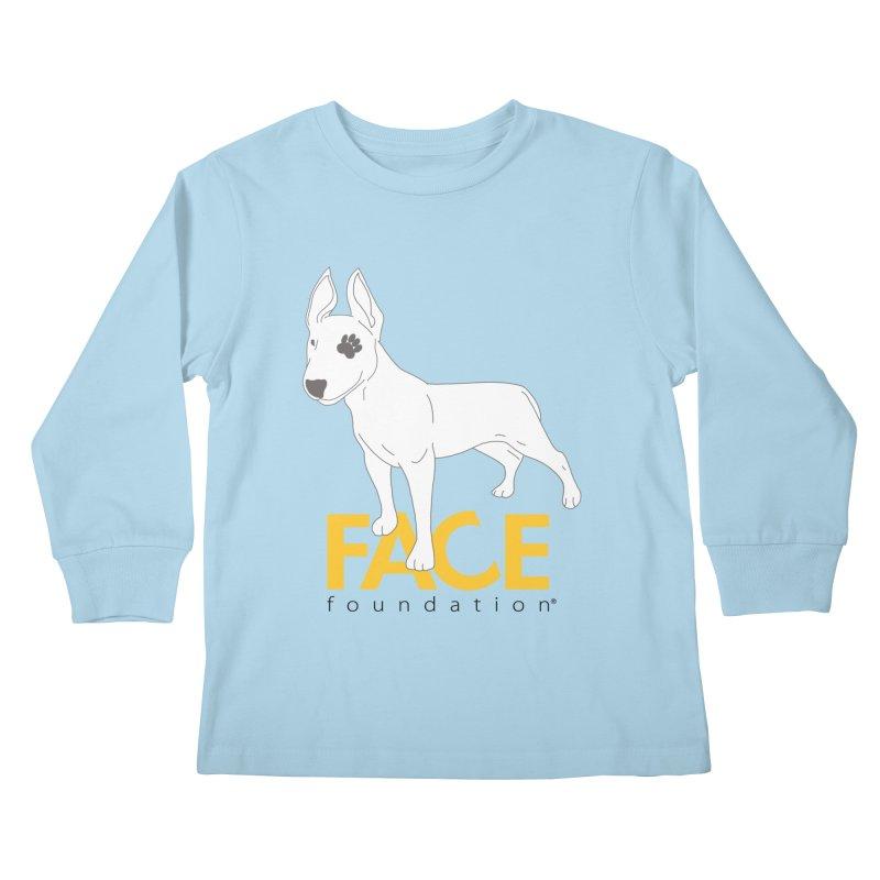 Aldo 2 Kids Longsleeve T-Shirt by FACE Foundation's Shop