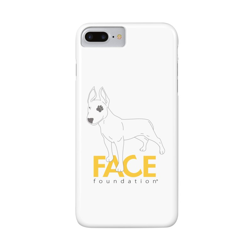 Aldo 2 in iPhone 8 Plus Phone Case Slim by FACE Foundation's Shop