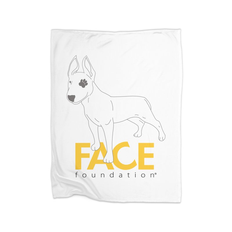 Aldo 2 Home Fleece Blanket Blanket by FACE Foundation's Shop