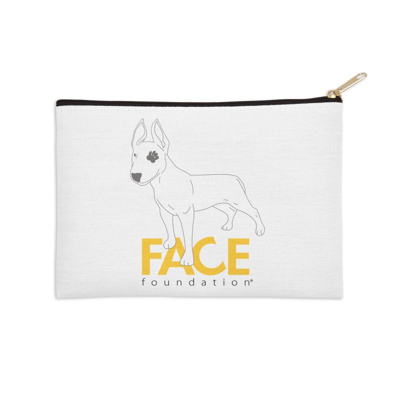 Aldo 2 Accessories Zip Pouch by FACE Foundation's Shop