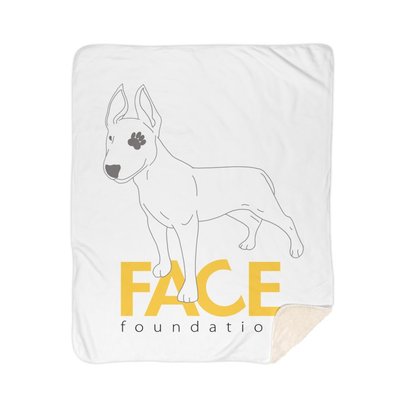 Aldo 2 Home Sherpa Blanket Blanket by FACE Foundation's Shop