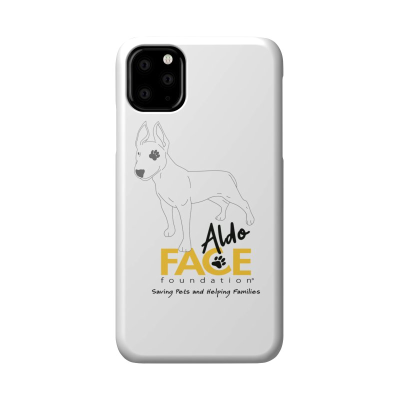 Aldo 3 Accessories Phone Case by FACE Foundation's Shop