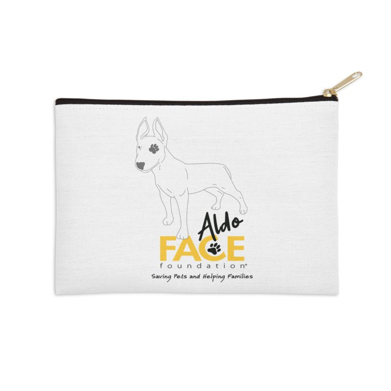 Aldo 3 Accessories Zip Pouch by FACE Foundation's Shop