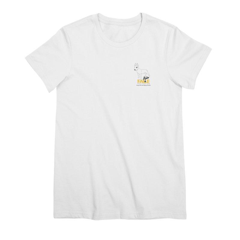 Aldo 3 Women's Premium T-Shirt by FACE Foundation's Shop