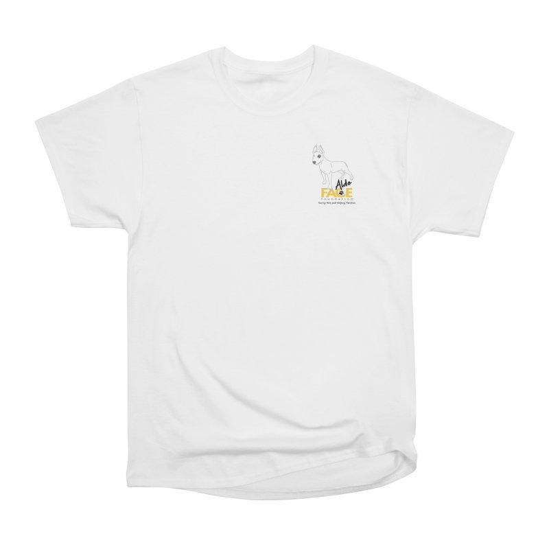 Aldo 3 Men's Heavyweight T-Shirt by FACE Foundation's Shop