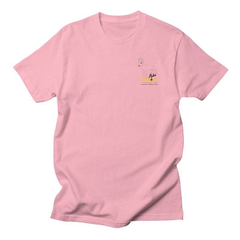 Aldo 3 Women's Regular Unisex T-Shirt by FACE Foundation's Shop