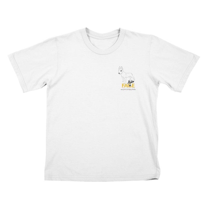 Aldo 3 Kids T-Shirt by FACE Foundation's Shop
