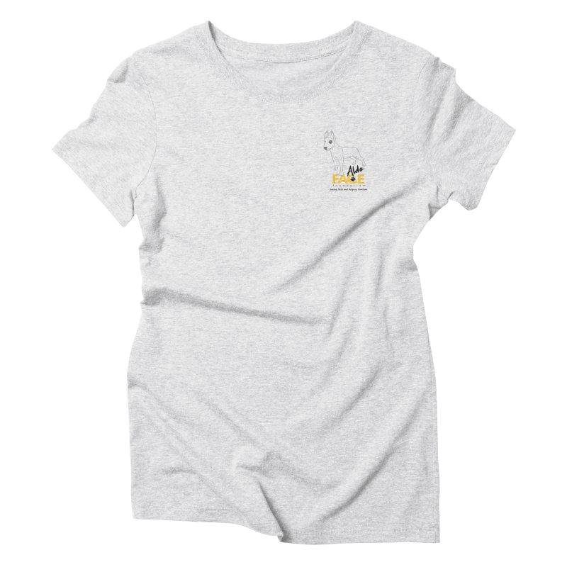Aldo 3 Women's T-Shirt by FACE Foundation's Shop