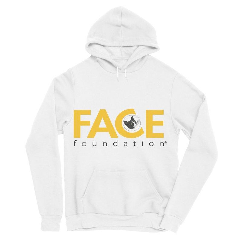 FACE Kitty Logo Men's Sponge Fleece Pullover Hoody by FACE Foundation's Shop