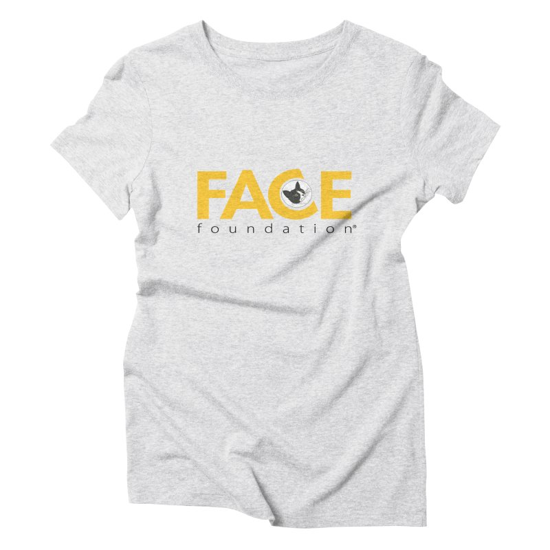 FACE Kitty Logo Women's T-Shirt by FACE Foundation's Shop