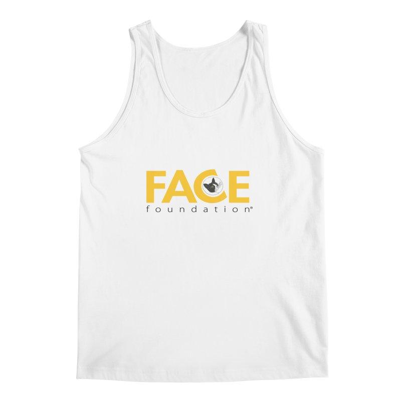 FACE Kitty Logo Men's Regular Tank by FACE Foundation's Shop