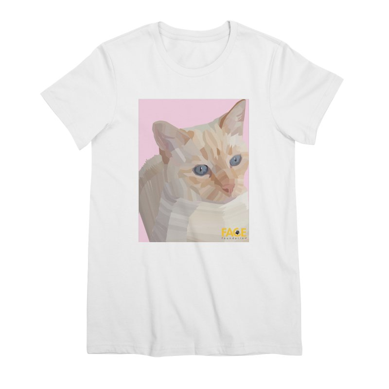 Boo Women's Premium T-Shirt by FACE Foundation's Shop