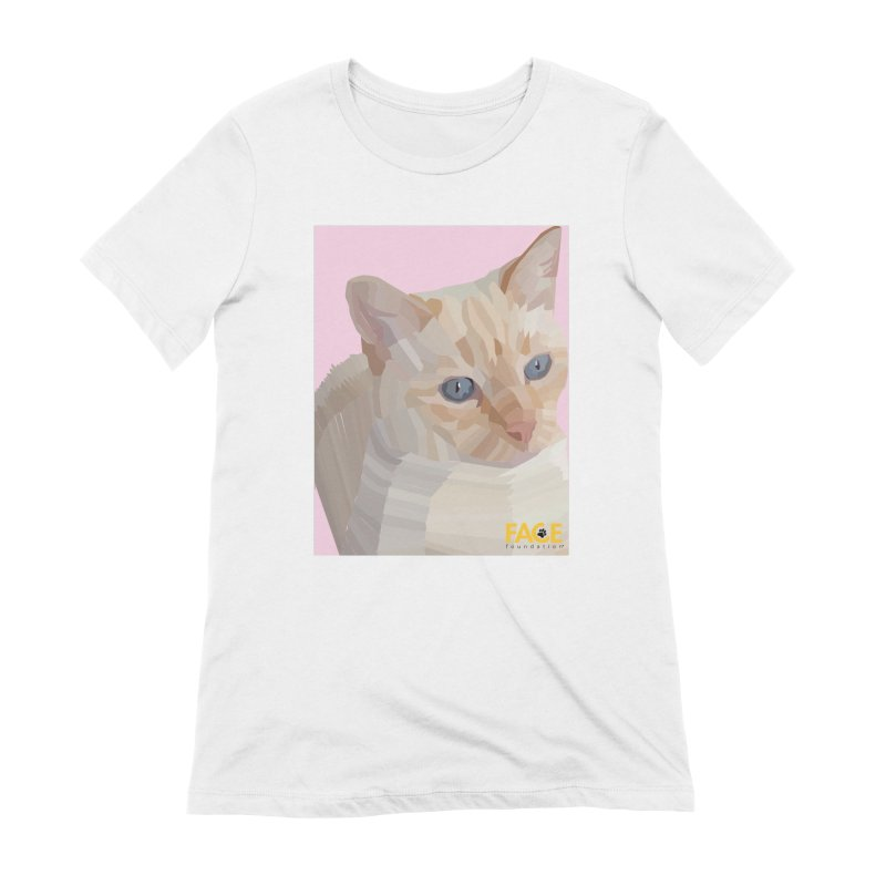 Boo Women's Extra Soft T-Shirt by FACE Foundation's Shop