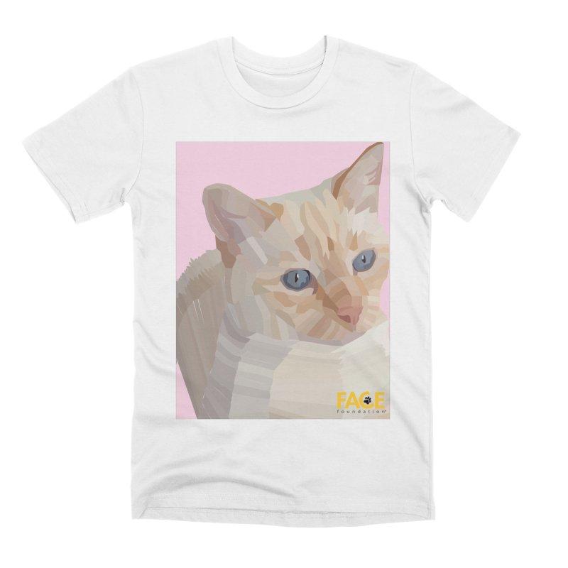 Boo Men's Premium T-Shirt by FACE Foundation's Shop