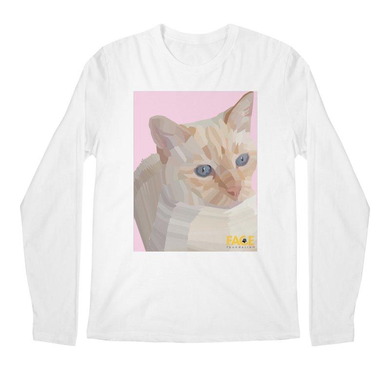 Boo Men's Longsleeve T-Shirt by FACE Foundation's Shop