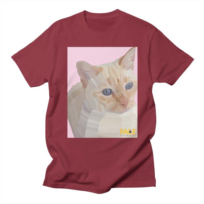 Boo Men's Regular T-Shirt by FACE Foundation's Shop