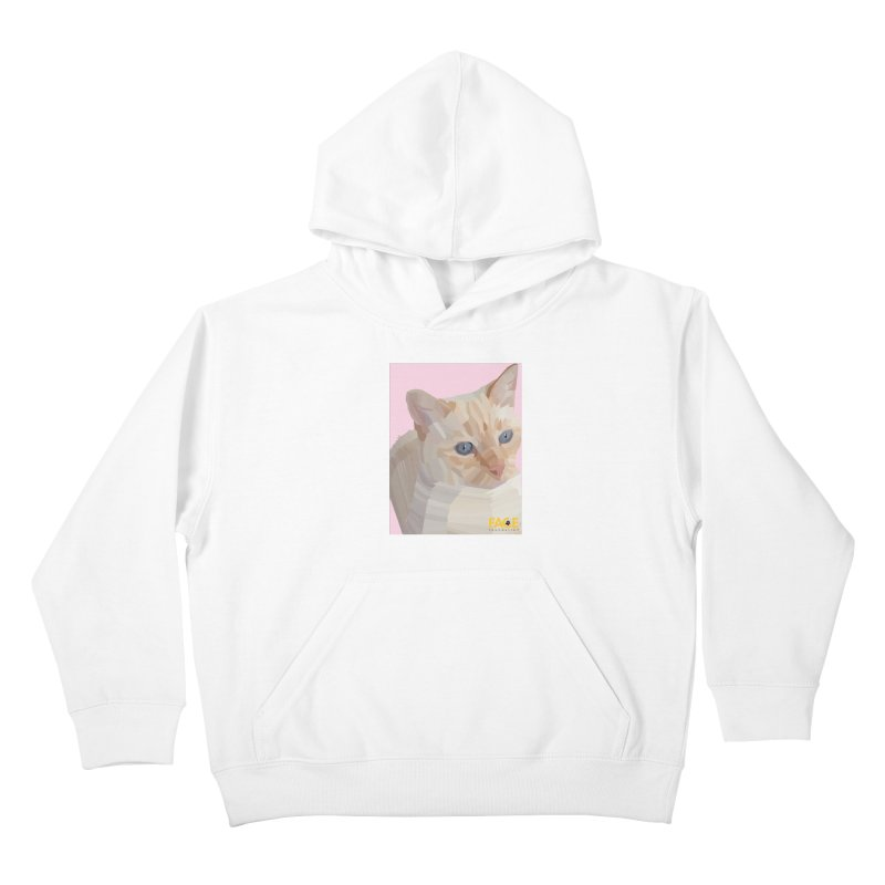 Boo Kids Pullover Hoody by FACE Foundation's Shop