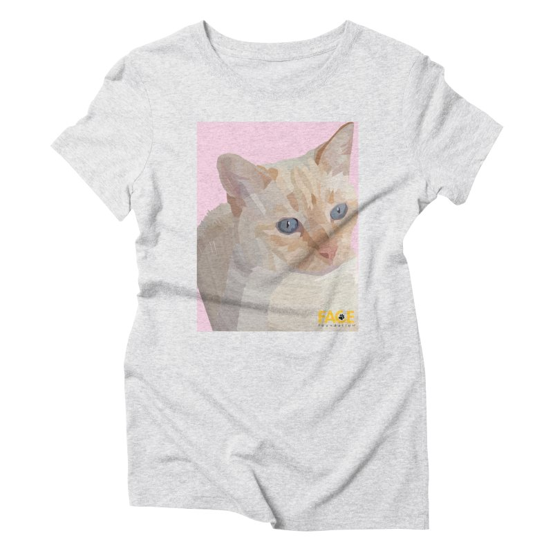 Boo Women's Triblend T-Shirt by FACE Foundation's Shop