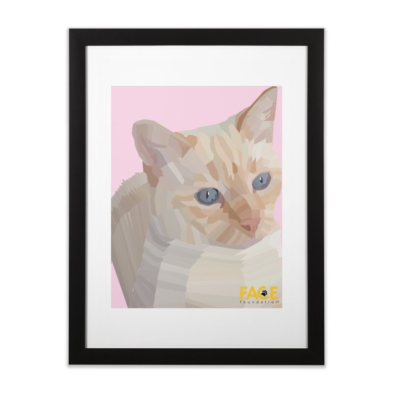 Boo Home Framed Fine Art Print by FACE Foundation's Shop