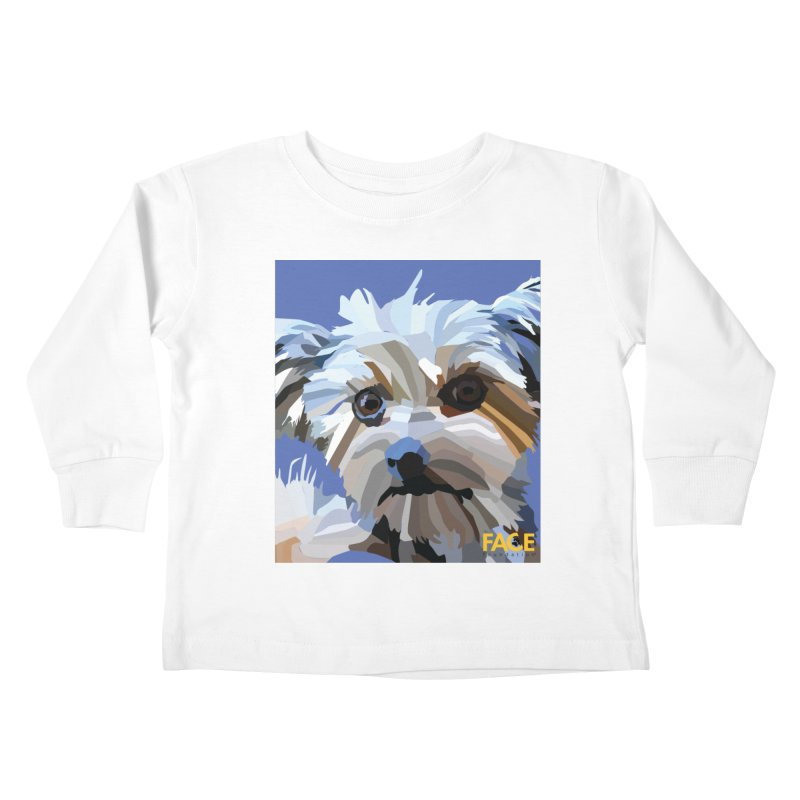 Baby Kids Toddler Longsleeve T-Shirt by FACE Foundation's Shop