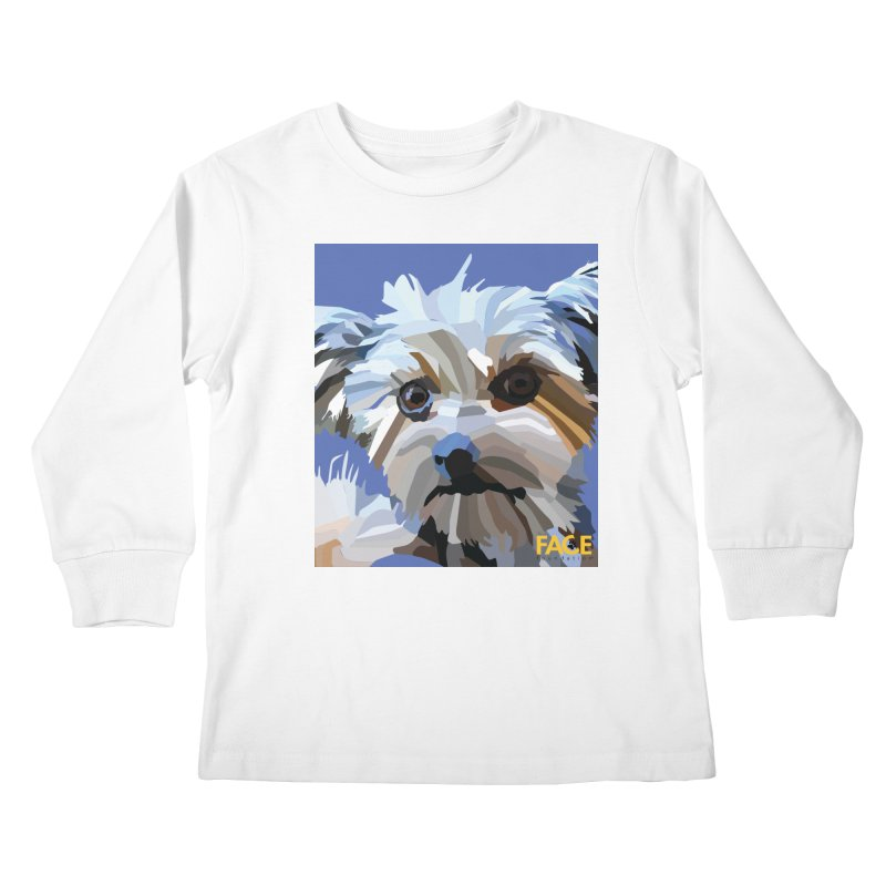 Baby Kids Longsleeve T-Shirt by FACE Foundation's Shop