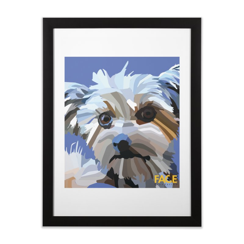 Baby Home Framed Fine Art Print by FACE Foundation's Shop