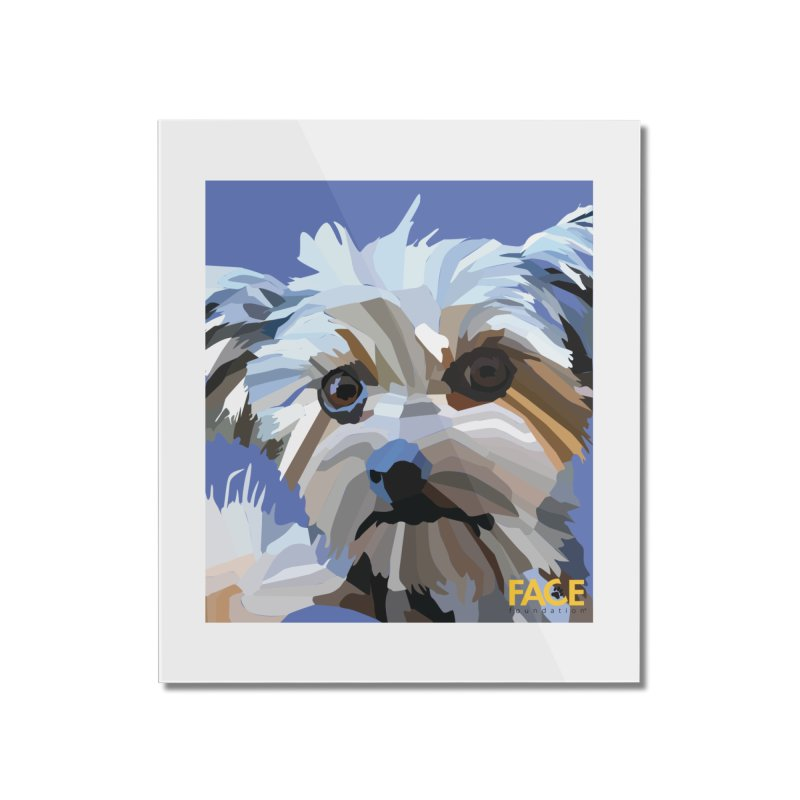 Baby Home Mounted Acrylic Print by FACE Foundation's Shop