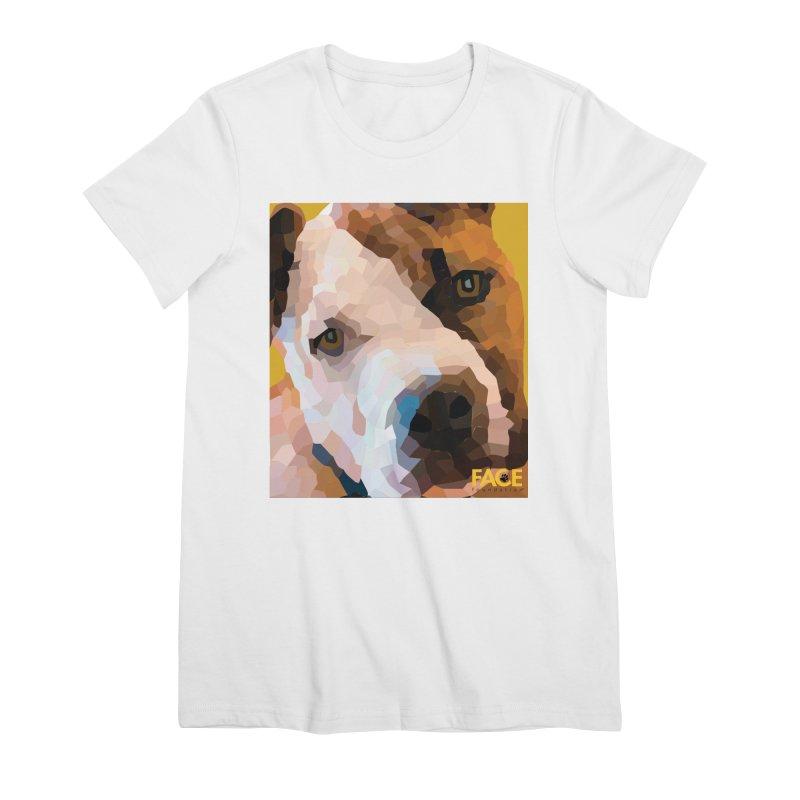 Rebel Women's Premium T-Shirt by FACE Foundation's Shop